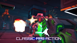 Neon Shadow 500th game on OUYA!
